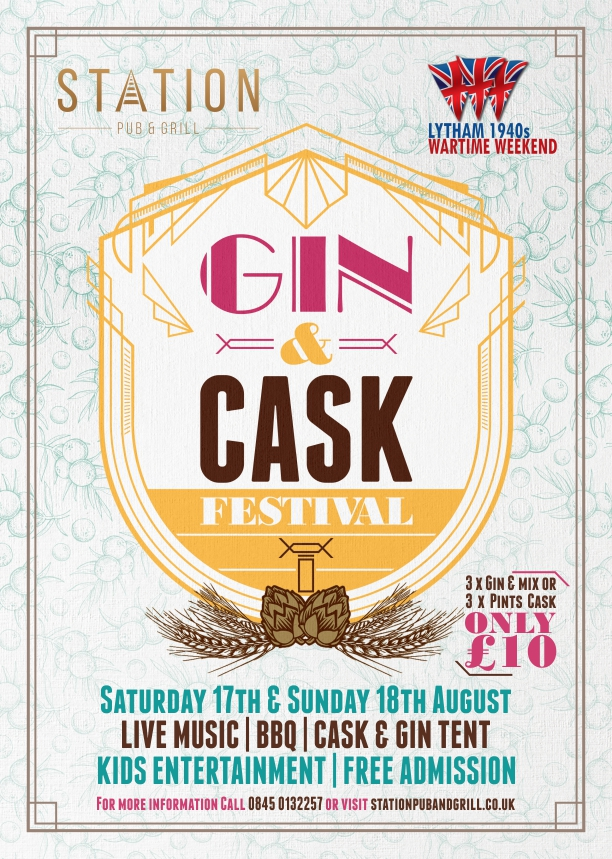 Gin and Cask Festival